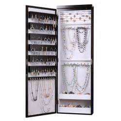 Lighted Jewelry Armoire Led Lighted Jewelry Armoire With Mirror Improvements Catalog