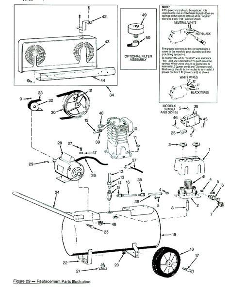 3z355j speedaire air compressor parts speedaire parts
