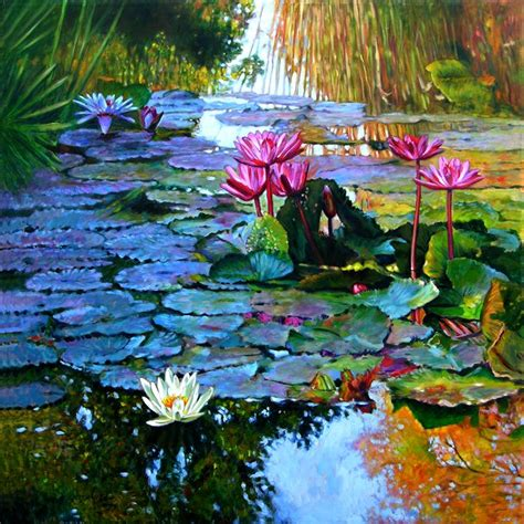 garden paintings expressions from the garden paintings by