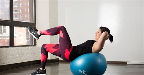 abs workout best stability for your