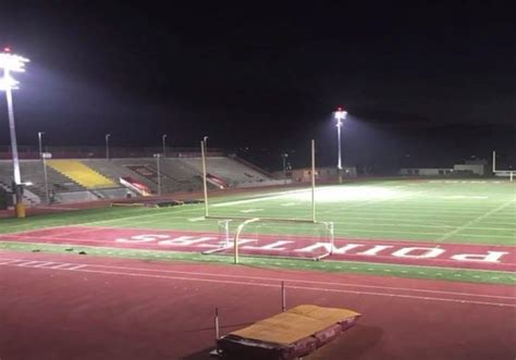 point loma lights point loma high turns on stadium lights after years