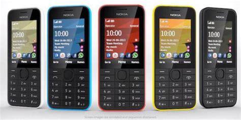 Hp Nokia Paling Murah nokia 207 hp murah harga rp 600 ribuan ngasaltulisblog