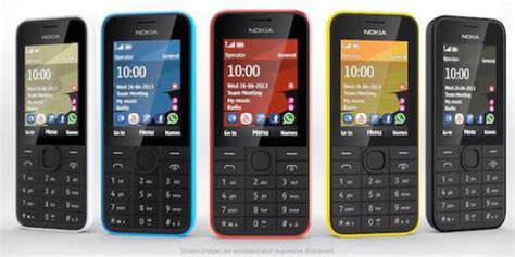 Hp Nokia Candybar Murah nokia 207 hp murah harga rp 600 ribuan paling seru