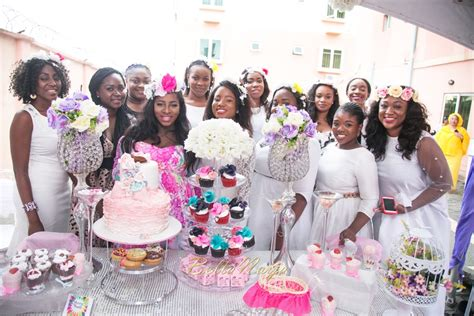 bridal shower supplies south africa bellanaija living presents taiwo s floral baby shower bellanaija
