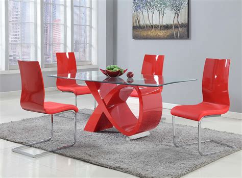 red dining room set red dining room set bombadeagua me