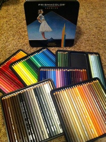 prismacolor colored pencils 132 prismacolor premier soft colored pencils 132 count
