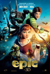 epic film poster epic 2013 imdb