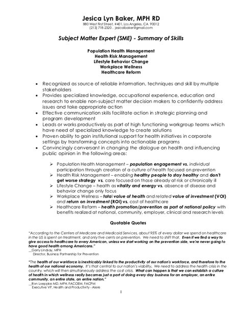 Resume Security Clearance Example by Subject Matter Expert Doc Resume 4 5 2011 2 2 1 1