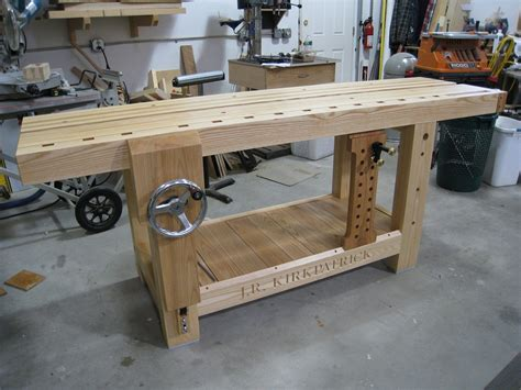 fine woodworking bench my benchcrafted roubo bench finewoodworking