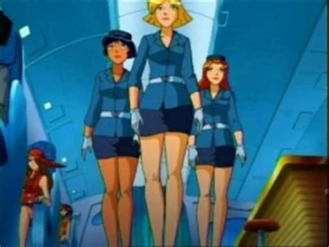 evil airlines much? | totally spies wiki | fandom powered