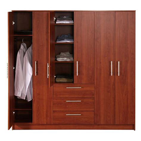 Wood Clothes Closet by Portable Clothes Closet Wood Decosee