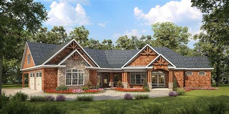 Architecturaldesigns Com by Angled Craftsman House Plan 36028dk Architectural