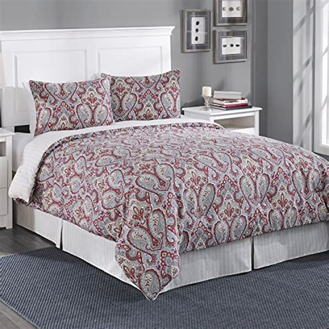 laura ashley comforter sets laura ashley megan paisley reversible comforter set queen