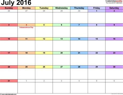 printable calendar with lines july 2016 calendar with lines calendar template 2018