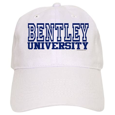 bentley baseball bentley baseball cap by bentley edu