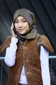 tutorial jilbab hana tajima simpson hana tajima simpson seorang wanita curan jepang dan