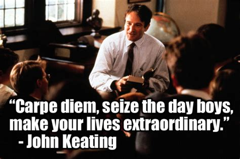 movie quotes dead poets society movie quotes to poem an illusion cinematic commentary
