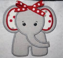 elephant applique template elephant applique craft ideas
