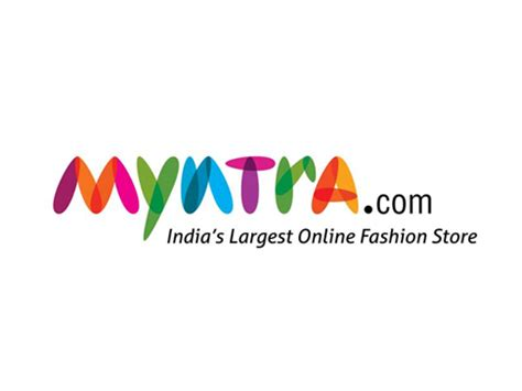 myntra logo the android soul