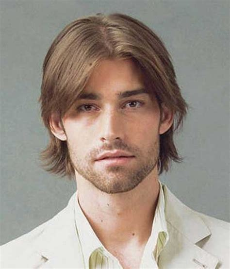 middle part haitstyle for men 25 medium length mens hairstyles mens hairstyles 2018