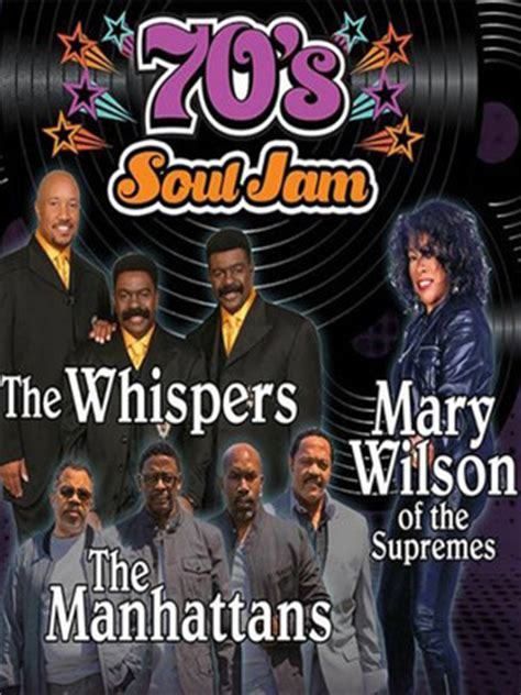 70 s soul jam feat the whispers the manhattans and