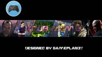 Gaming Banner Template by Pro Gaming Banner Template 4