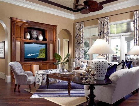 traditional tropical living room designs home design