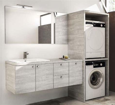 mobili bagno porta lavatrice mobile bagno con porta lavatrice asciugatrice e lavatoio
