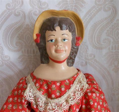 porcelain doll vintage becky thatcher vintage porcelain doll from joan