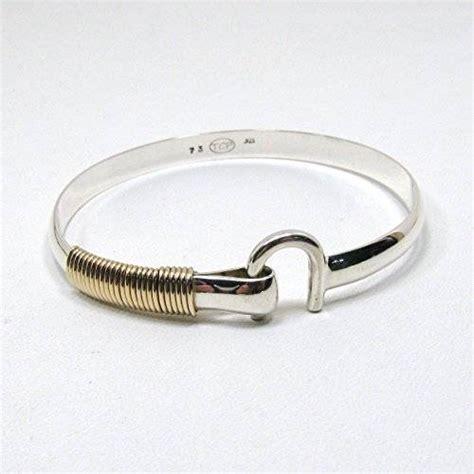 st croix hook bracelet sterling silver and