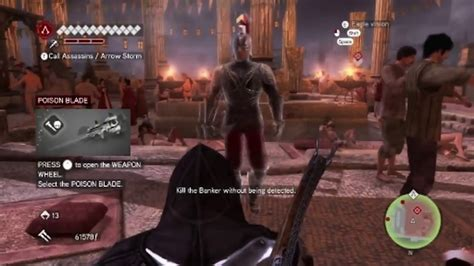 best assassin assassins creed brotherhood best assassinations