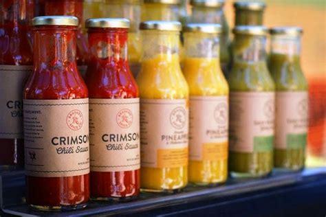 desain kemasan yang baik desain kemasan sambal saus yang kreatif percetakan desain