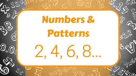 pattern rule for 1 8 27 64 linear number patterns grade 10 math grade 10 learner s