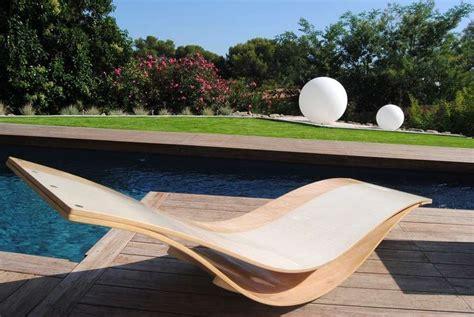 mobili per giardini sdraio da giardino foto design mag