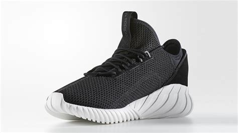 Jual Adidas Tubular Doom Sock adidas tubular doom sock primeknit black by3562 the sole supplier