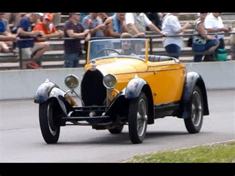 One Of The First Bugatti Ever Made Festival Automobile