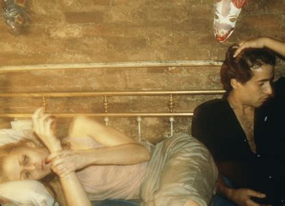 nan goldin the ballad frizzy fringe the ballad of sexual dependency