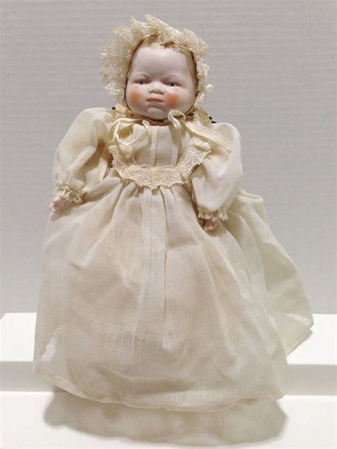 porcelain doll in christening gown 65 best images about christening dolls on