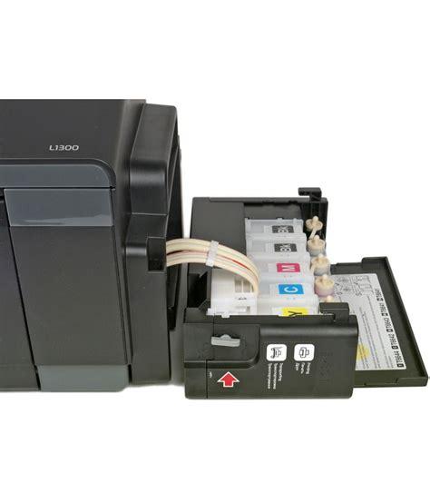 Epson L 1300 Printer A3 epson l1300 a3 printer buy epson l1300 a3 printer