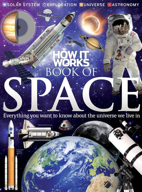space shuttle and more explained in how it works book of