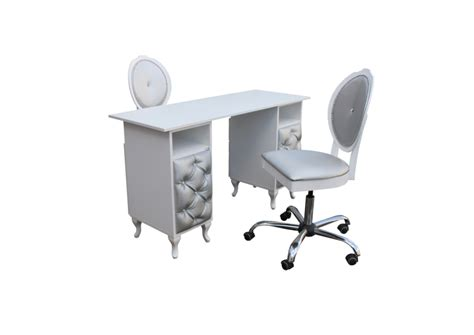cosmetic table and chair set cosmetic table chairs kridos