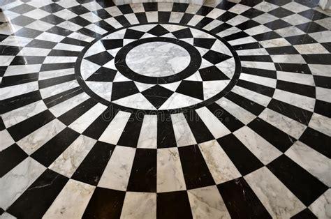 pavimento marmo nero reticolo di marmo in bianco e nero pavimento