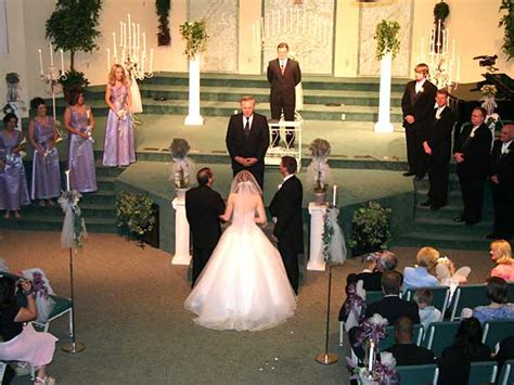 Christianity marriage ceremonies