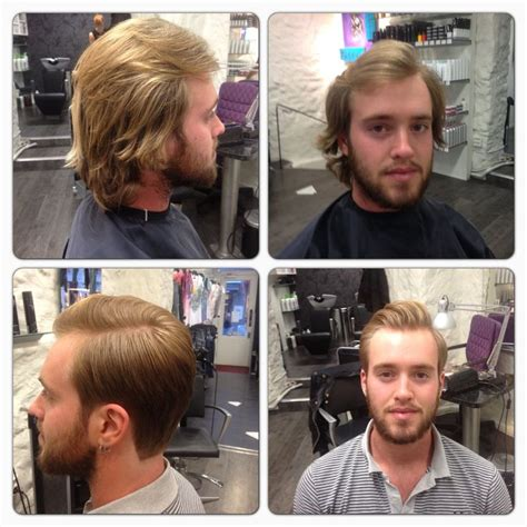 before and after thinning mens haircut 17 best images about men s haircut on pinterest shorts