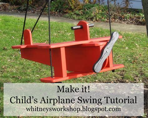 Swing Tutorial by S Workshop Airplane Swing Tutorial