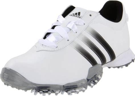 1 adidas s signature paula 2 0 golf shoe white black metallic silver 6 m us