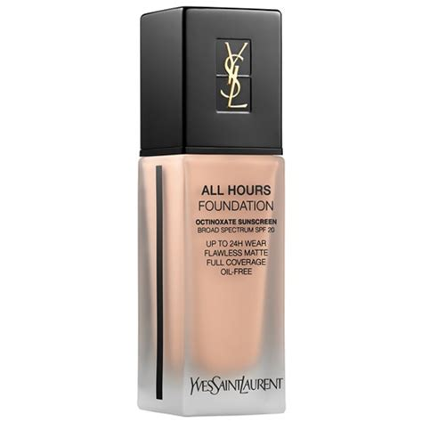 Foundation Ysl All Hours Yves Laurent All Hours Coverage Matte