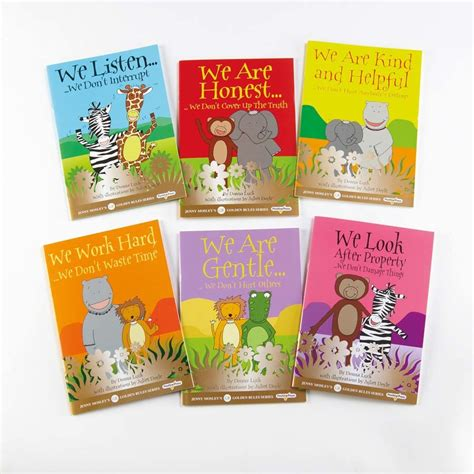 picture of story book buy mosley golden book pack 6pk tts