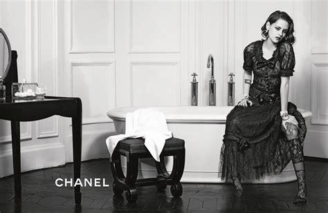KRISTEN STEWART for Chanel?s ?Paris in Rome? Campaign 2016