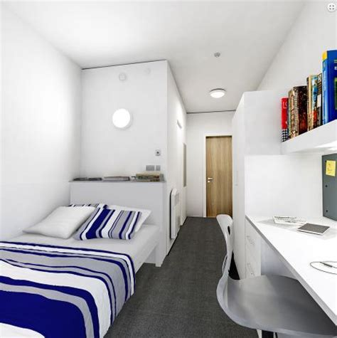 Wifi Cooker by Bcu Student Accomodation At University Locks Room To